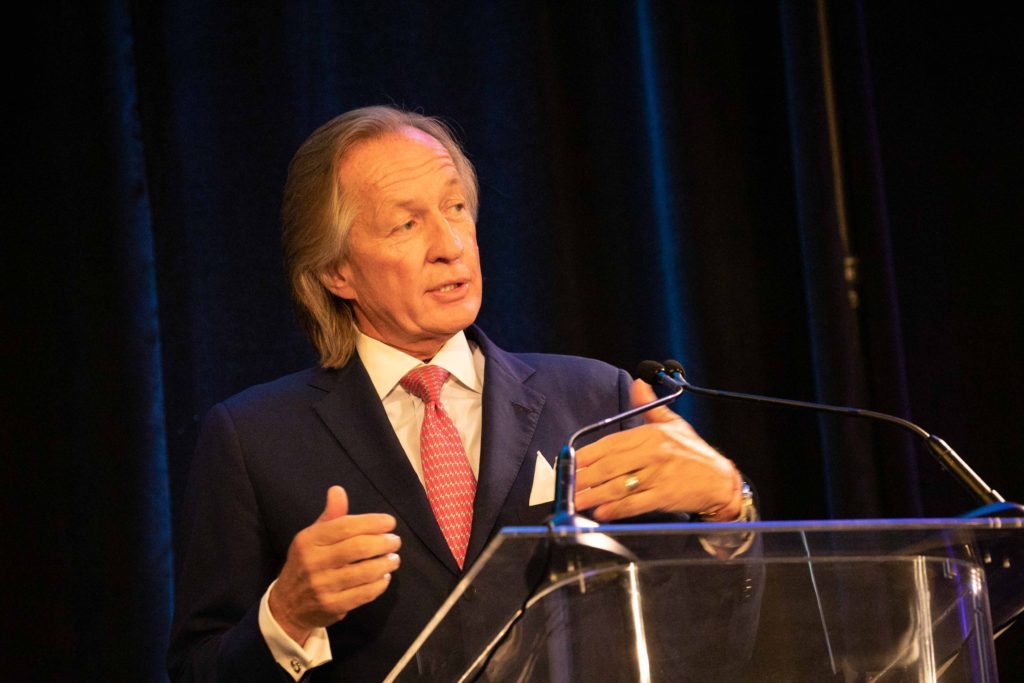Roy March, CEO of Eastdil, at the 2019 AFIRE Annual Meeting
